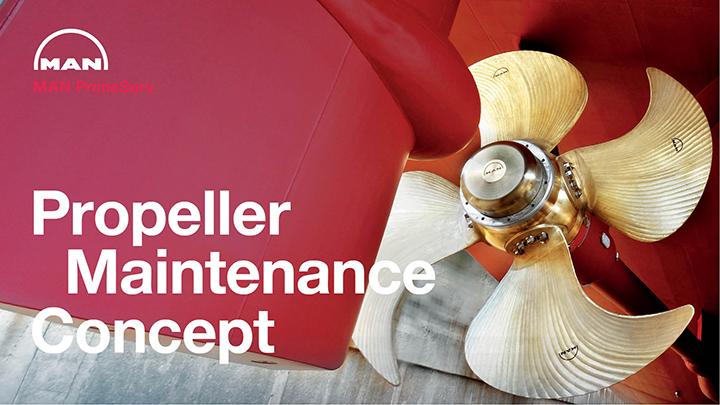 Propeller maintenance